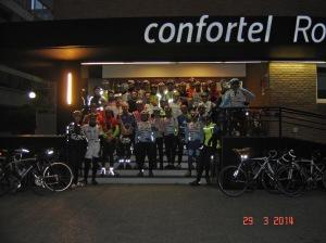 Nº 2 Foto del grupo a la salida
